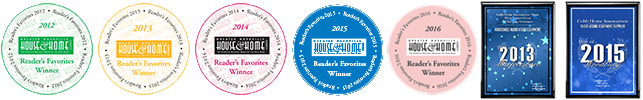 Greater Nashville House & Home Reader's Favorites Winner icons